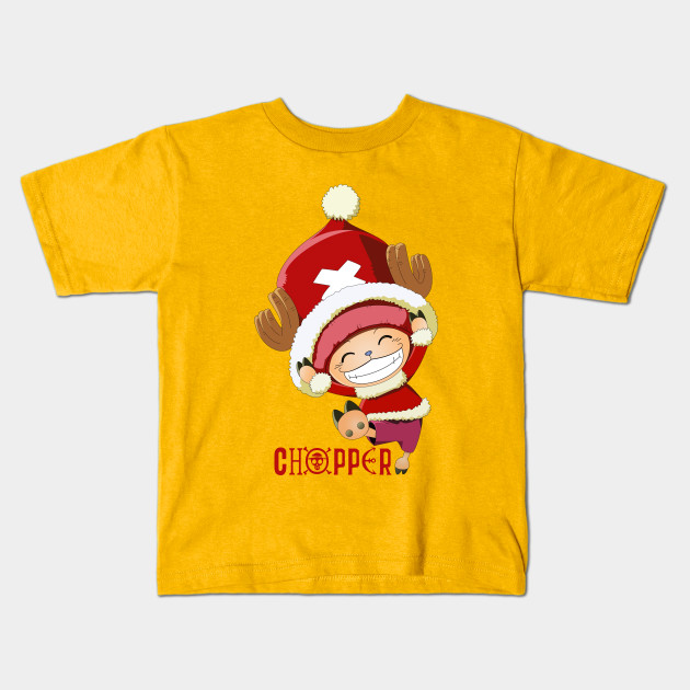 One Piece Chopper Christmas Edition Anime T Shirt Chopper