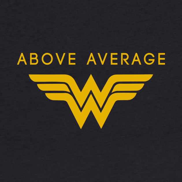 Steve Trevor is Above Average (Wonder Woman)