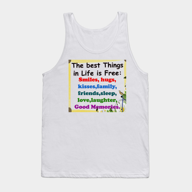 90e93c43a1 Motivational & inspirational quote tshirt - Quotes - Tank Top ...