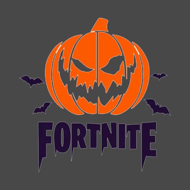 Fortnite Halloween Pumpkin Fortnite Halloween T Shirt Teepublic