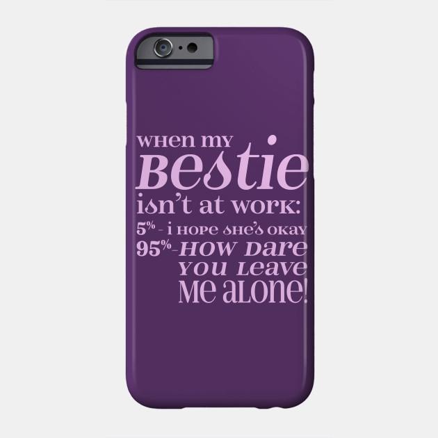 Besties - Pink Letters
