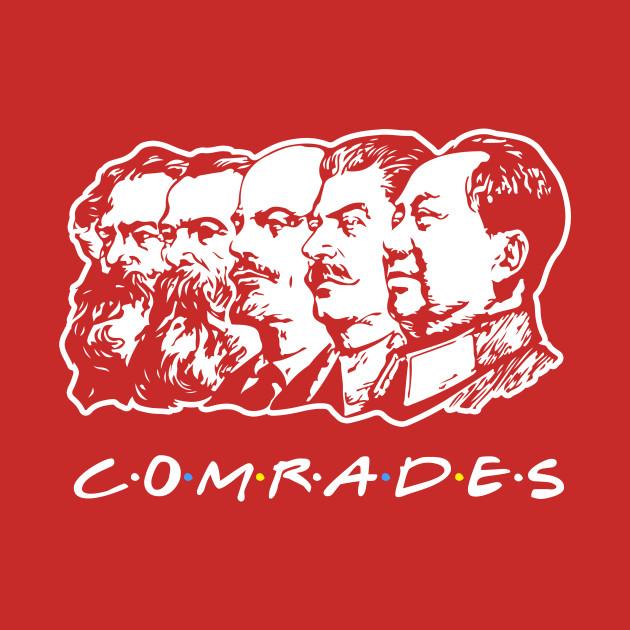 Communist Comrades Friends