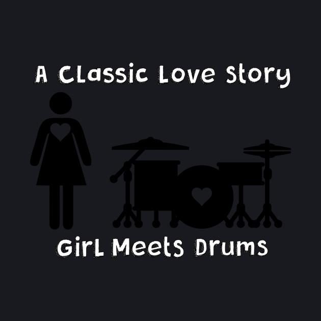 Girl Meets Drums