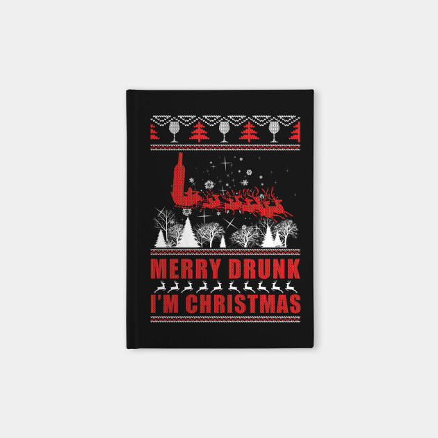 889932 1 - Merry Drunk Im Christmas