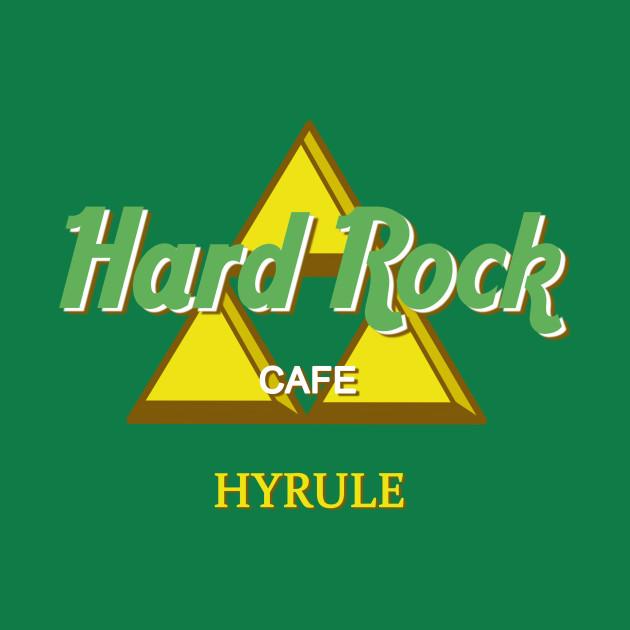 Hard Rock cafe - Hyrule