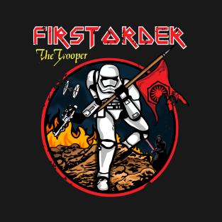 First Order The Trooper