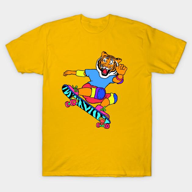 8177185d884 Skate Tiger - Skateboarding - T-Shirt