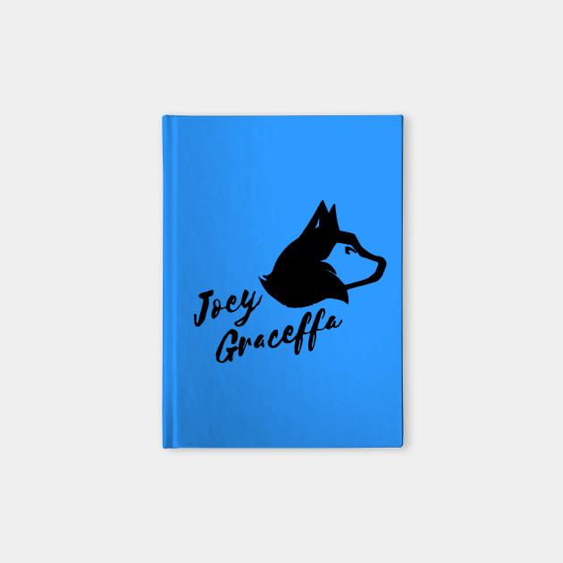 Joey Graceffa Wolf Logo