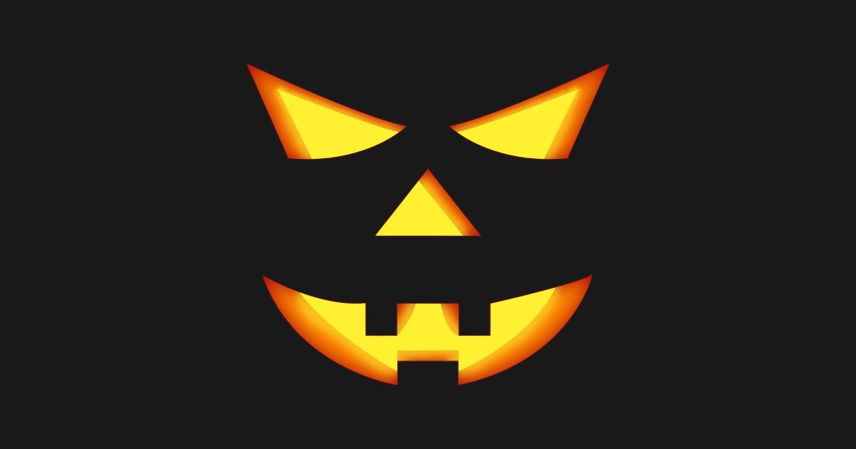 Halloween Jack O Lantern Face Jack O Lantern Design Jack O