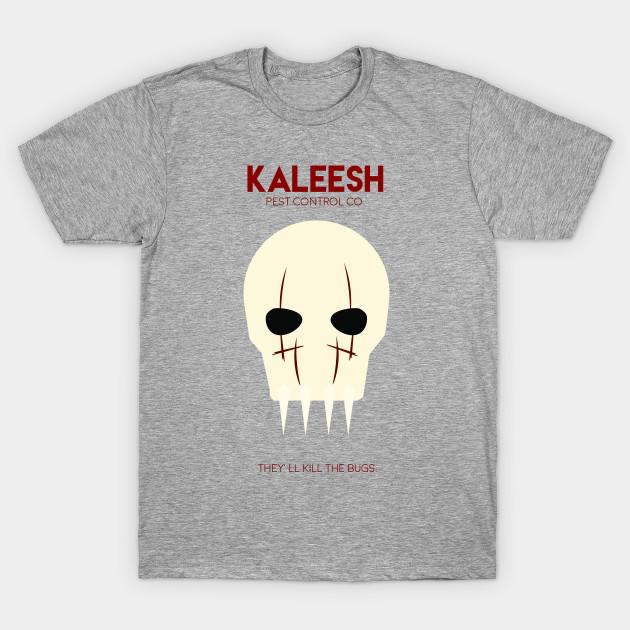 afe47f53 Kaleesh Pest Control Co. - Star Wars - T-Shirt | TeePublic