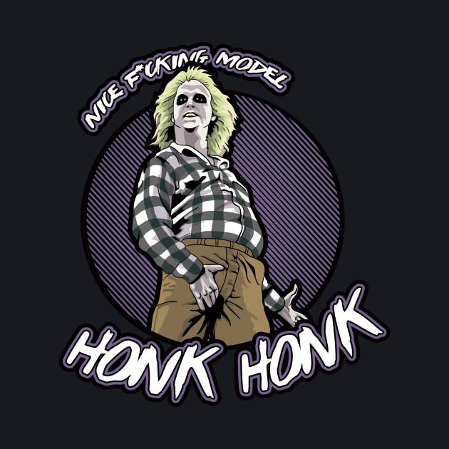 Beetlejuice Honk Honk