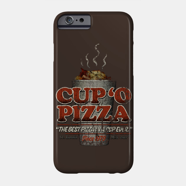 Cup 'o Pizza - Vintage