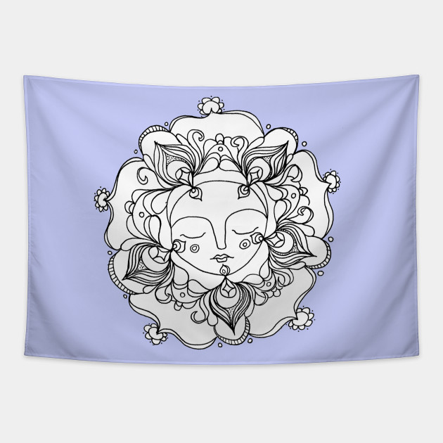 Mandala Girl