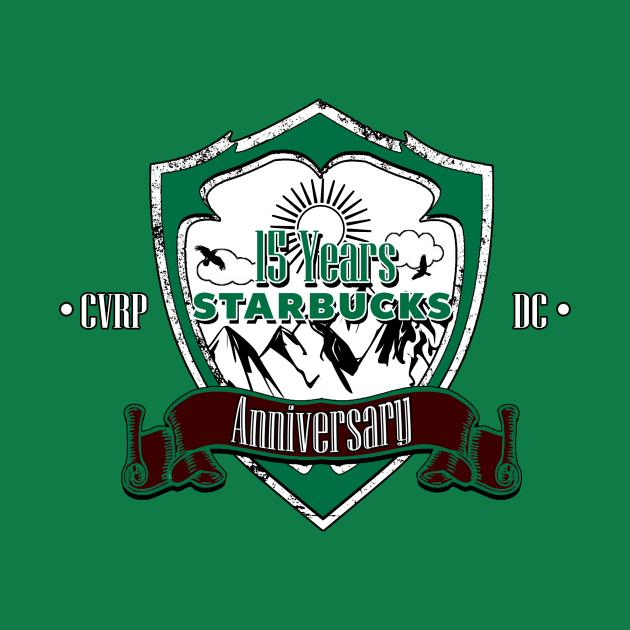 Starbucks CVRP-DC 15 Years Anniversary