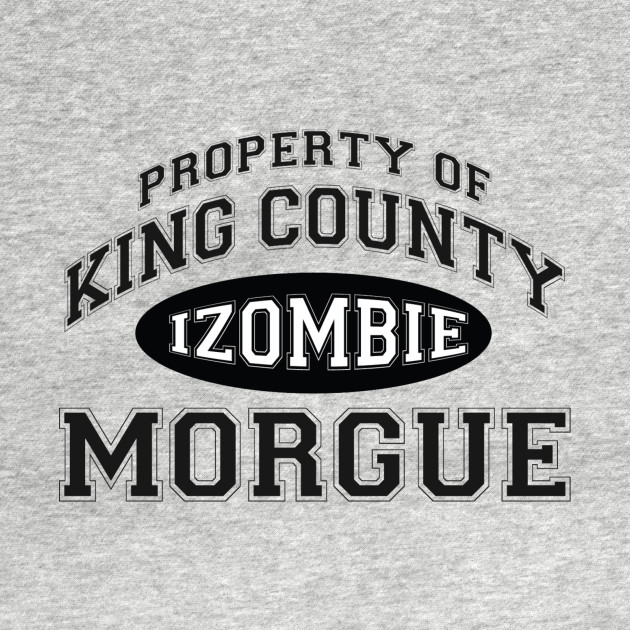 Property of King County Morgue Oval