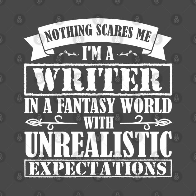 Author Writing A Novel Writer