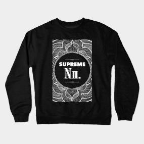 8f054ceefb Supreme Parody Crewneck Sweatshirts   TeePublic