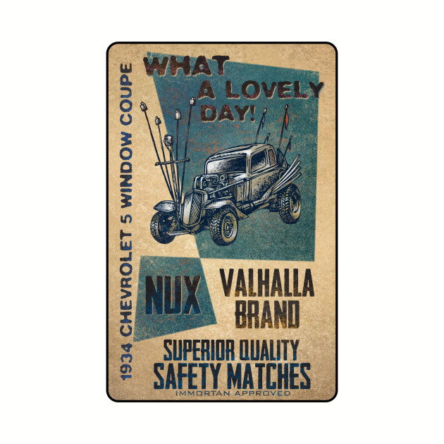 Valhalla Brand Matches