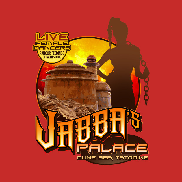 Jabba's Palace - Live Dancers
