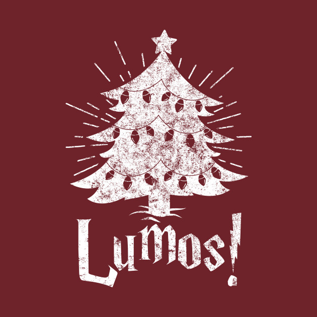 Christmas - LUMOS! (Harry Potter Inspired)