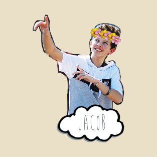 Jacob Sartorius Jersey Jacobsartorius Sticker
