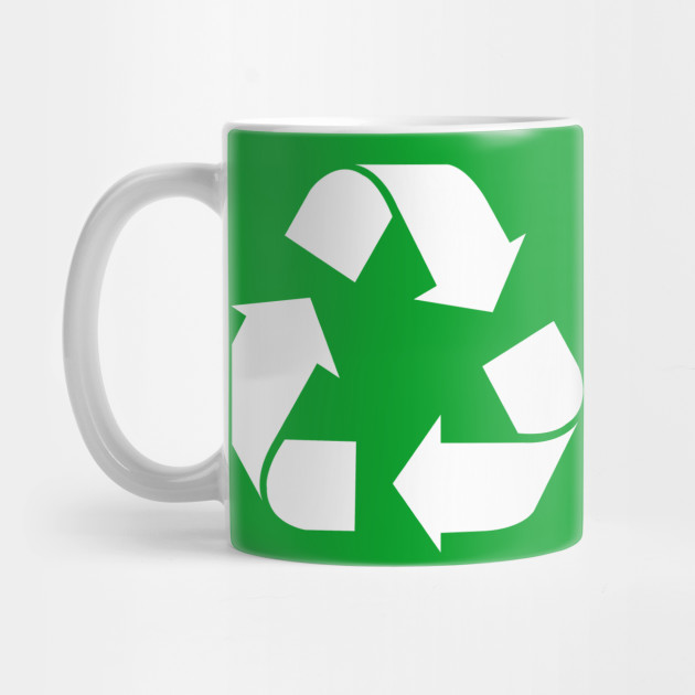 White Reduce Reuse Recycle Repurpose Living Green Green