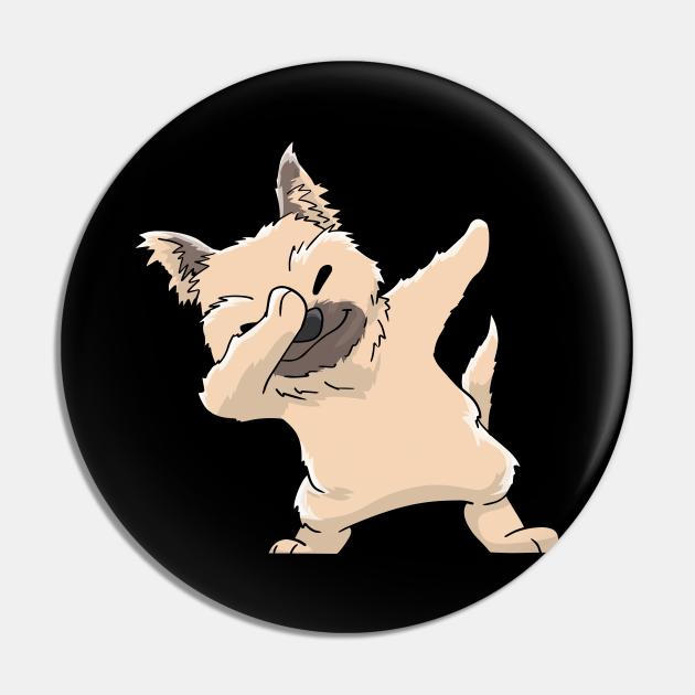 Cairn Terrier Dabbing Kawaii