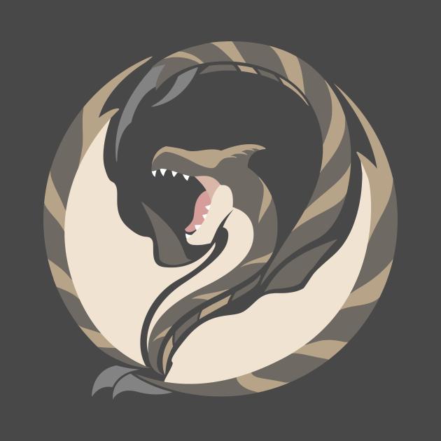 Roaring Wyvern - Brute Tigrex