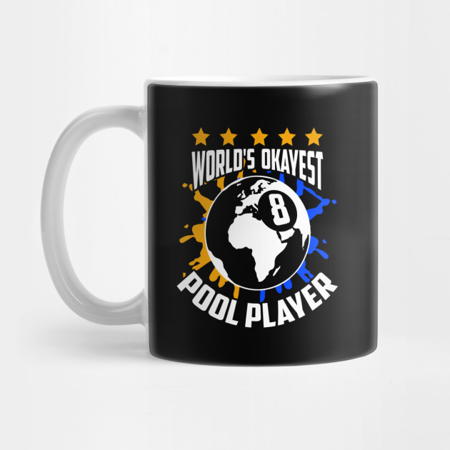 Funny Pool Player Gift | Billard 8-Ball by bobby_bubble