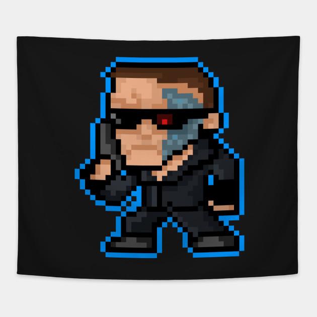 Pixel Cyborg