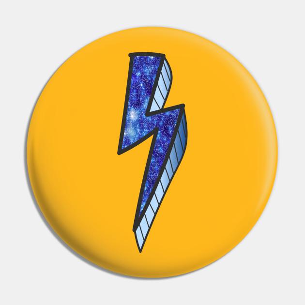 Galaxy Lightning Bolt
