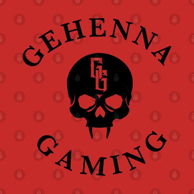 Gehenna Gaming (Black)