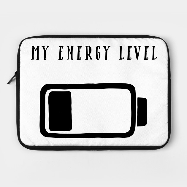 Fun Series: My Energy Level
