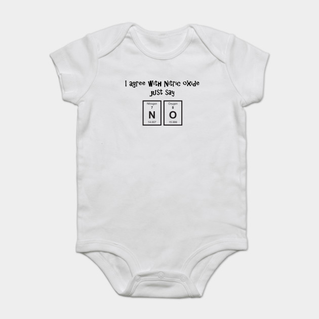 51053499dcb Just Say NO - Periodically - Onesie