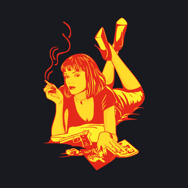 Mia Wallace - Pulp Fiction
