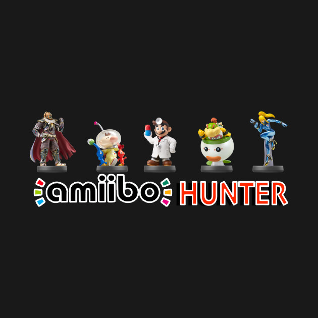 Amiibo Hunter- Wave 6