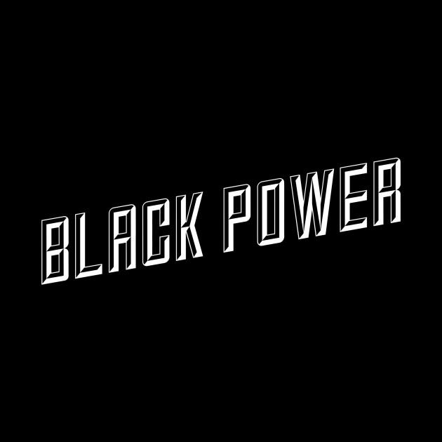 Black Power | African American | Black Lives