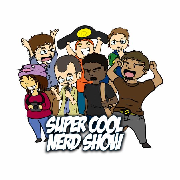 The Super Cool Nerd Show