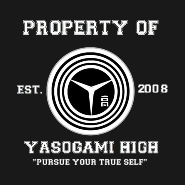 Property of Yasogami High