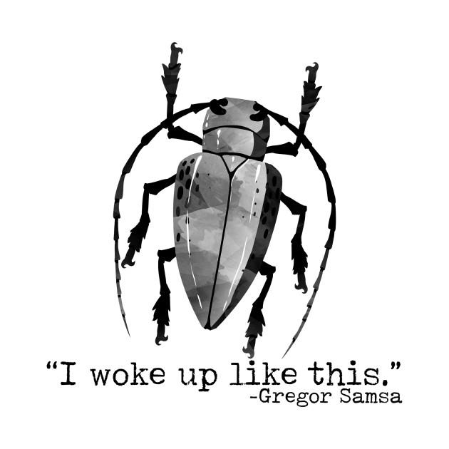 Funny Literary Metamorphosis Kafka Bug