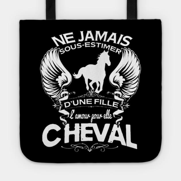 Lamour Pour Elle Cheval