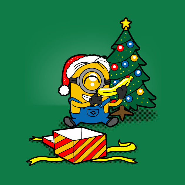 All I want for christmas is a banana