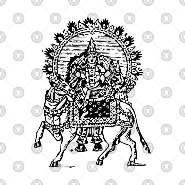 Supreme Being Shiva Indian God