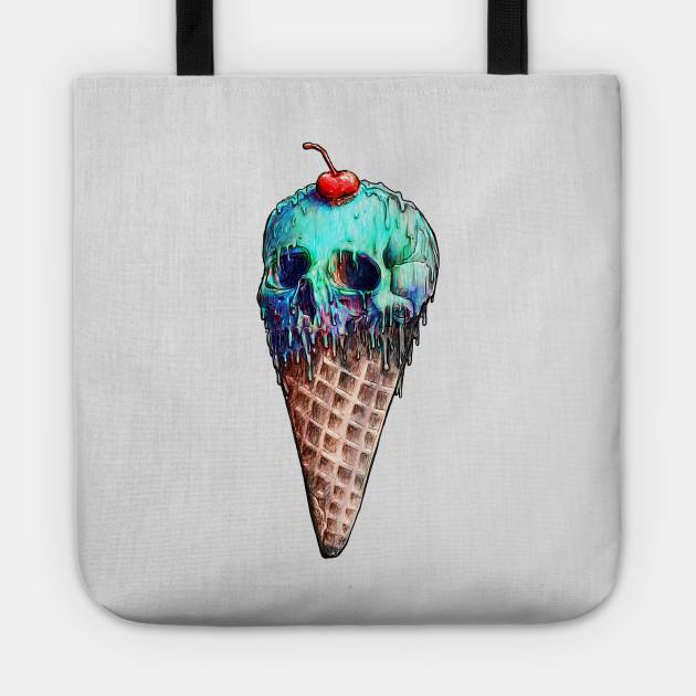 Ice Cream Skull