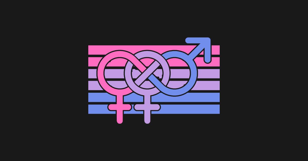 Senior bisexual couple sex video