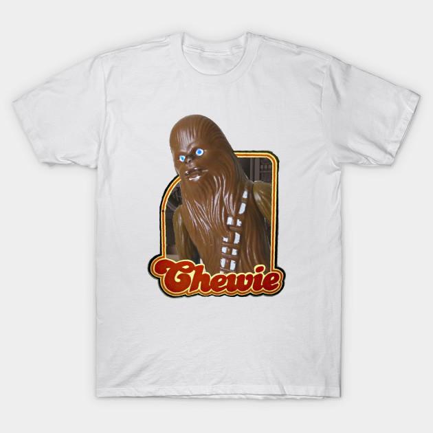 Vintage Chewie Star Wars Star Wars Chewie Chewbacca T Shirt