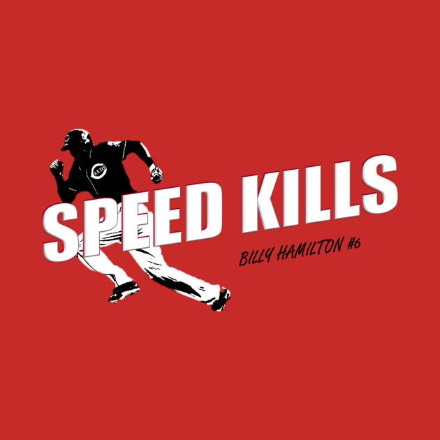 Billy Hamilton - Speed Kills