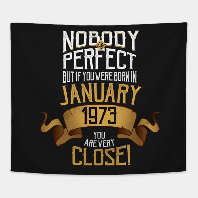 January 1973 Birthday Gift