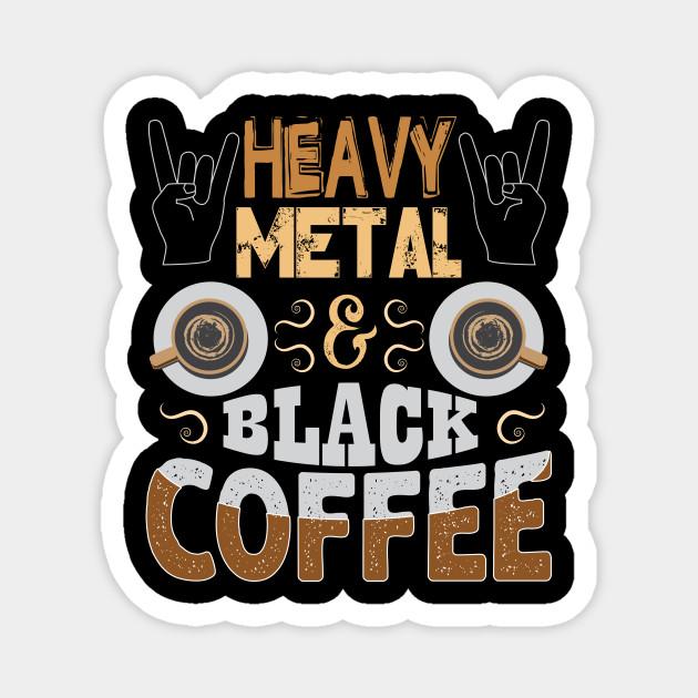 Motivation Coffee Metal