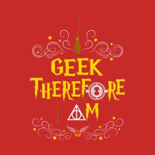Magically Geek t-shirts